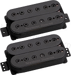 Seymour Duncan Mark Holcomb Alpha & Omega F-Spaced Humbucker Neck/Bridge Pickup Set, Black