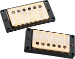 Seymour Duncan Antiquity Humbucker Bridge/Neck Pickup Set, Aged Gold Covers