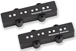 Seymour Duncan Apollo Jazz Bass 4-String J-Bass Neck/Bridge Pickup Set