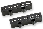 Seymour Duncan Apollo Jazz Bass 5-String J-Bass Neck/Bridge 67/70 Pickup Set