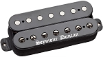 Seymour Duncan Black Winter 7-String Humbucker Bridge Pickup, Black