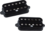 Seymour Duncan Duality Active/Passive Dual Mode Humbucker Neck/Bridge Pickup Set, Black