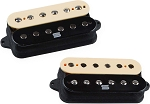 Seymour Duncan Duality Active/Passive Dual Mode Humbucker Neck/Bridge Pickup Set, Zebra