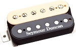 Seymour Duncan SH-18n Whole Lotta Humbucker British Rock Neck Pickup, Zebra