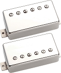 Seymour Duncan APH-2s Alnico II Pro SLASH Bridge and Neck Pickup Set, Nickel Covers