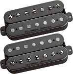 Seymour Duncan Nazgul/Sentient 7-String Bridge/Neck Pickup Set, Black