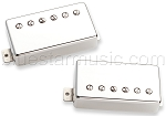 Seymour Duncan Saturday Night Special Humbucker Neck/Bridge Pickup Set, Nickel Covers