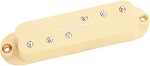 Seymour Duncan SDBR-1b Duckbuckers Strat Bridge Pickup, Cream