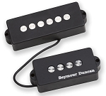 Seymour Duncan Quarter-Pound 5-String Alnico 5 High Output P-Bass Pickup Set