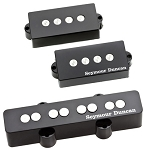 Seymour Duncan SPJB-3s Quarter-Pound PJ Bass Matched Neck/Bridge Pickup Set