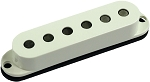 Seymour Duncan SSL-3 Hot Strat Middle Pickup, RWRP, Parchment Cover, No Logo