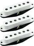Seymour Duncan SSL-2 CSET Vintage Flat Strat Calibrated 3 Pickup Set, White, No Logo