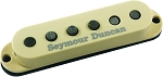 Seymour Duncan SSL-5 Custom Staggered Strat Neck/Bridge Pickup, Cream