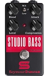 Seymour Duncan Studio Bass Compressor Pedal for Electric and Acoustic Bass
