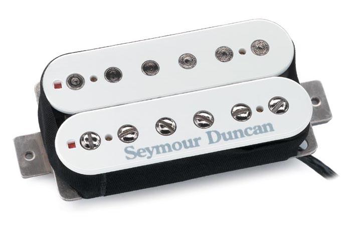 Seymour Duncan SHPG-1b Pearly Gates Bridge Pickup White
