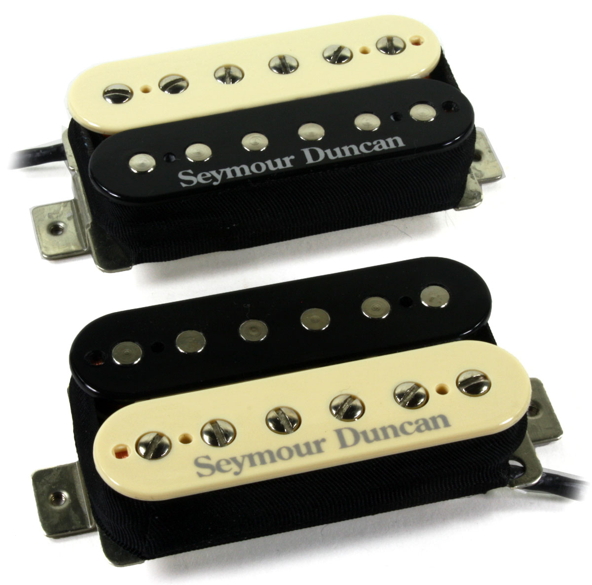 Seymour Duncan Hot Rodded Humbucker Set, SH-2n Neck and SH-4 JB ...