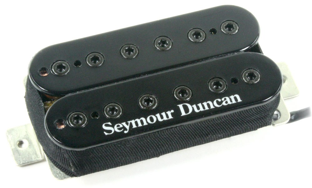 Seymour Duncan SH-10b Full Shred Bridge Pickup, Black