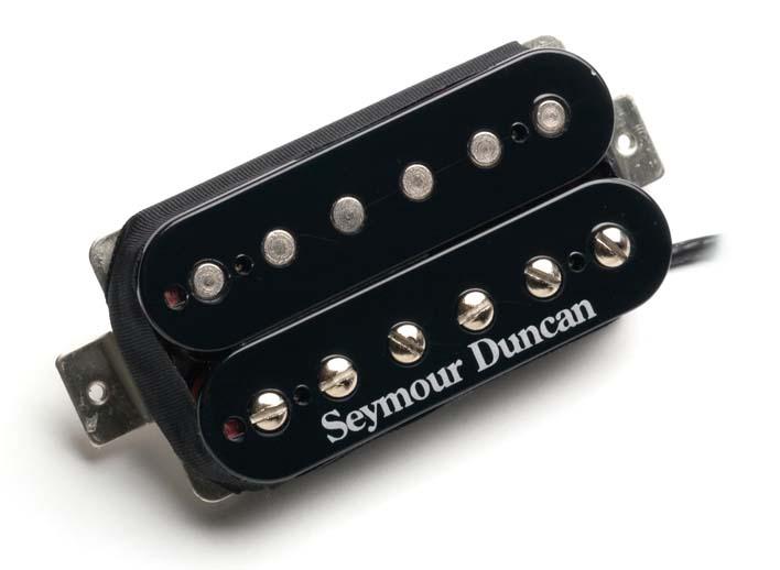 seymour duncan sh 11 custom custom humbucker pickup black. Black Bedroom Furniture Sets. Home Design Ideas