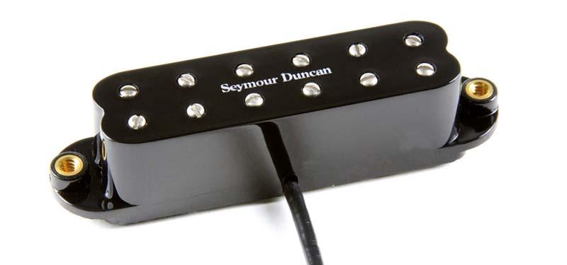 seymour duncan sl59 1n little 39 59 strat neck pickup black. Black Bedroom Furniture Sets. Home Design Ideas