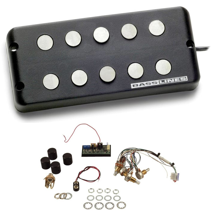 seymour duncan smb 5ds musicman stingray 5 string bass pickup with st3 3m4 tone circuit. Black Bedroom Furniture Sets. Home Design Ideas