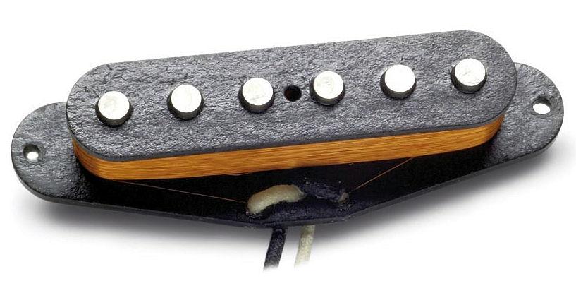 Seymour Duncan SSL-2 Vintage Flat Strat Single Coil Pickup, Cream ...