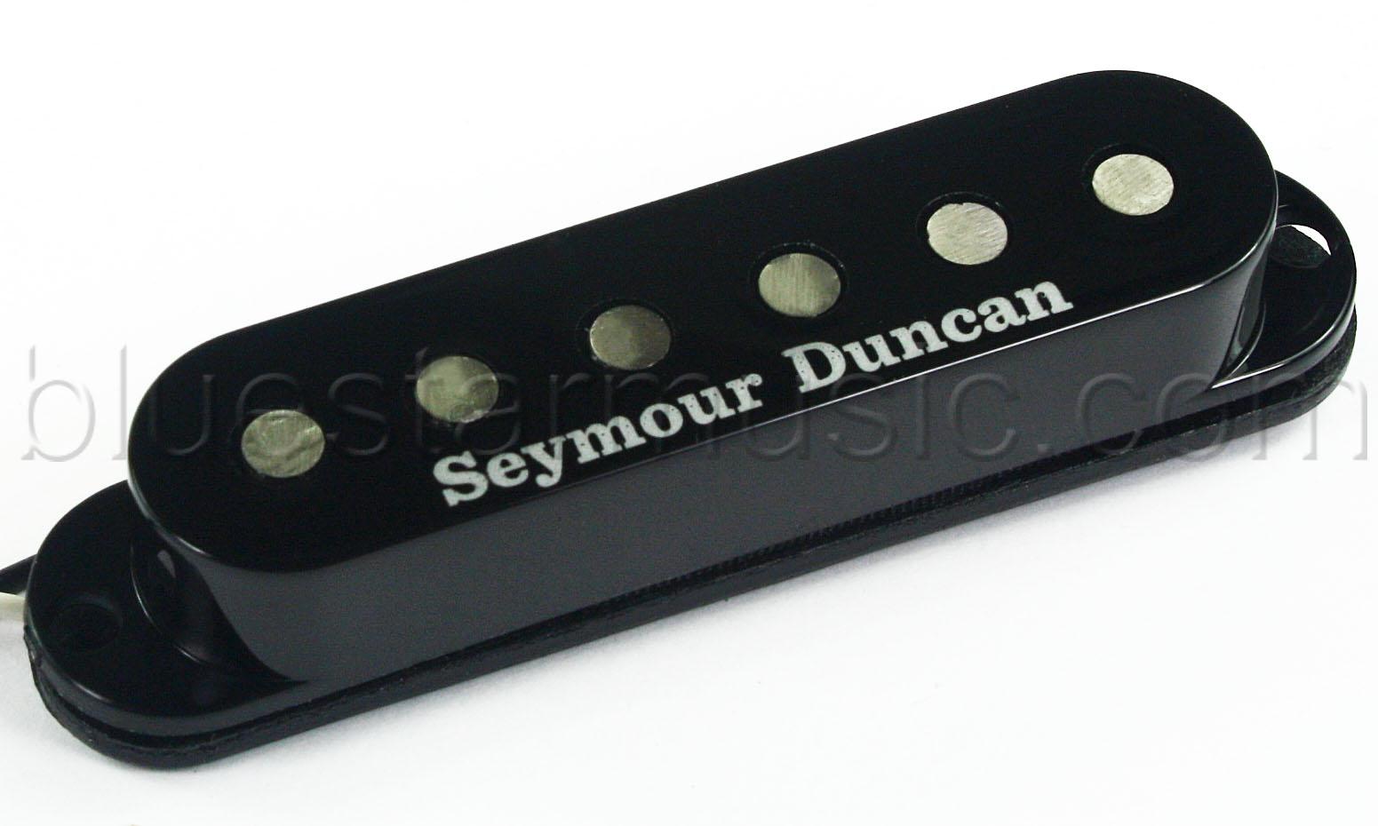 Seymour Duncan Ssl Bridge Pickup  Black