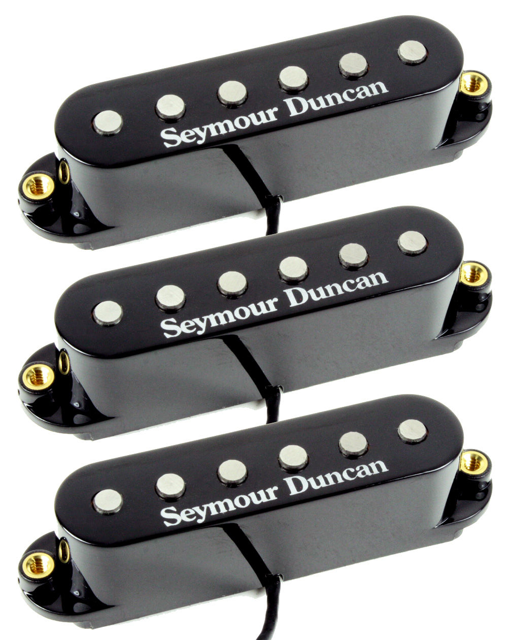 Seymour Duncan STK-S4s Classic Stack Plus Strat Bridge 3 Pickup ...