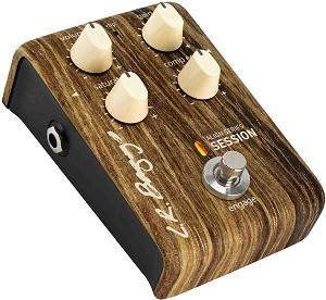 LR Baggs Align Series Session Acoustic Pedal with Saturation, Compression and EQ