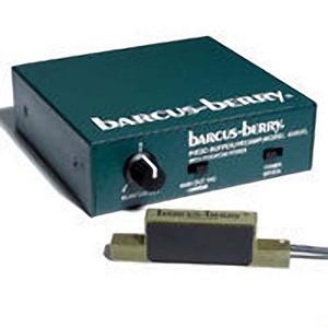 Barcus-Berry 4000-XL Planar Wave System for Piano/Harp w/Preamp