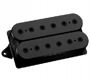 DiMarzio DP215 Evo 2 Stevie Vai High Output Humbucker Bridge Pickup, Black