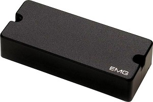 EMG 35DC Active Dual Coil 4-String Electric Bass Pickup, Black