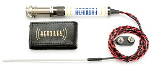Headway HE4 Audiophile Quality Coaxial Undersaddle Pickup for Nylon String Acoustic Guitar