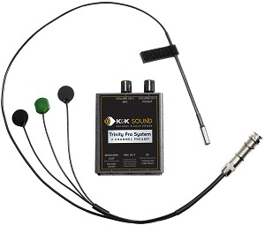 Sound Trinity 12-String PRO Guitar Pickup System w/Mic and Phase ...