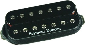 Seymour Duncan SH-5 Duncan Custom Humbucker Pickup, 7-String, Black