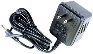 110 Volt AC-AC Power Adapter for Seymour Duncan and D-TAR Preamps, US