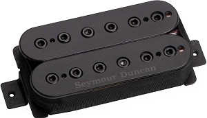 Seymour Duncan Mark Holcomb Alpha Humbucker Neck Pickup, Black