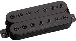 Seymour Duncan Mark Holcomb Alpha Humbucker 7-String Neck Pickup, Black