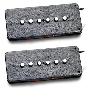 Seymour Duncan SJM-2s Hot Jazzmaster Single Coil Alnico 5 Neck/Bridge Pickup Set