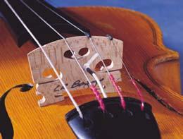 LR Baggs Violine Tonabnehmer Non-Terminated