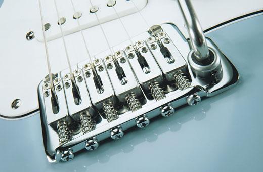 LR Baggs X Bridge Pickup Vintage Chrome Fender Strat Stratocaster X-Bridge