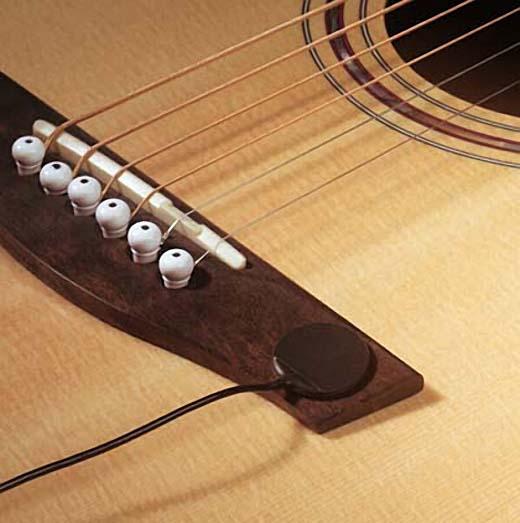barcus berry disqos soundboard guitar pickup external. Black Bedroom Furniture Sets. Home Design Ideas