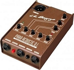 LR Baggs Para Acoustic DI Guitar Preamp/EQ w/XLR Out