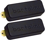 Bartolini 6RT/6RC Rickenbacker 4001 4-String Bass Ceramic Neck/Bridge Pickup Set