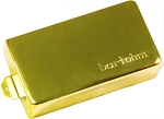 Bartolini PBF-55 Rock/Jazz Neck Humbucker Guitar Pickup, Gold Cover, 4 Conductor
