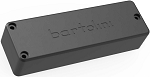 Bartolini MK6CBC-B Ceramic Neck Soapbar Pickup for 6-String Bass Guitar