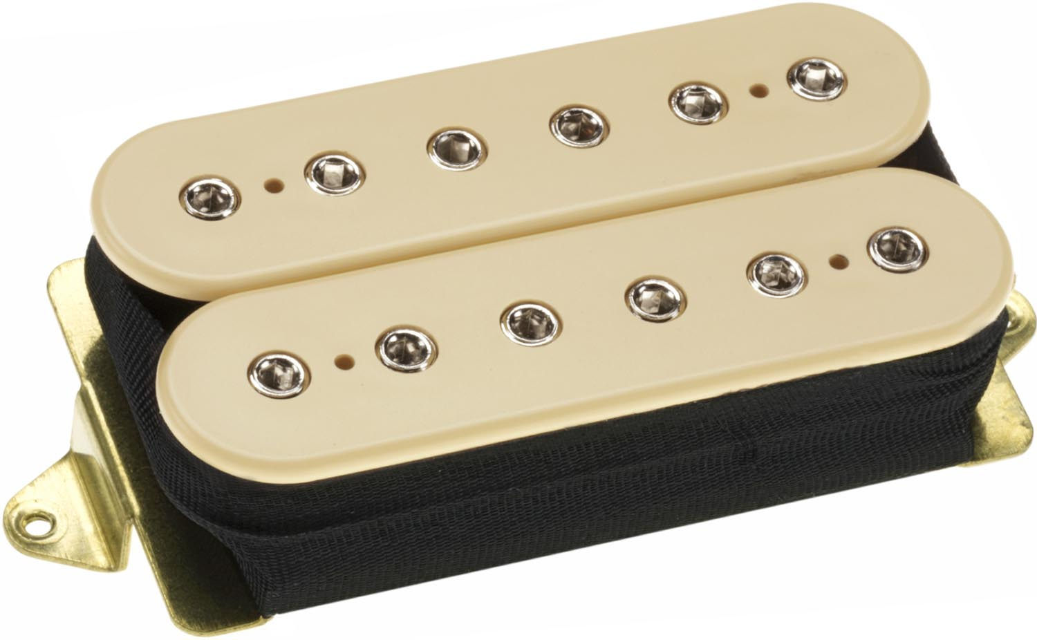 Dimarzio Dp100f Super Distortion Ceramic Humbucker F Spaced Bridge Dual Sound Wiring On Diagram For Humbuckers Quick View