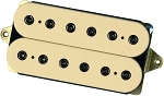 DiMarzio DP151F PAF Pro Alnico 5 Humbucker Bridge Pickup, F-Spaced, Cream