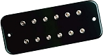 DiMarzio DP169 Virtual P90 Ceramic Soapbar Neck/Bridge Pickup, Black