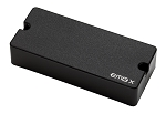EMG 35JX Active Dual Coil 4-String X-Series Electric Bass Pickup, Black