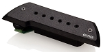 EMG ACS Acoustic Guitar Magnetic Soundhole Pickup, Black
